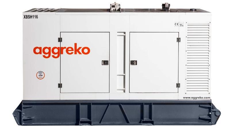 350 Kva Dieselgenerator - Stromerzeugung