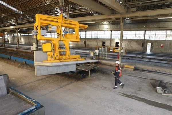 Vacuum lifter - Lifting of heavy loads