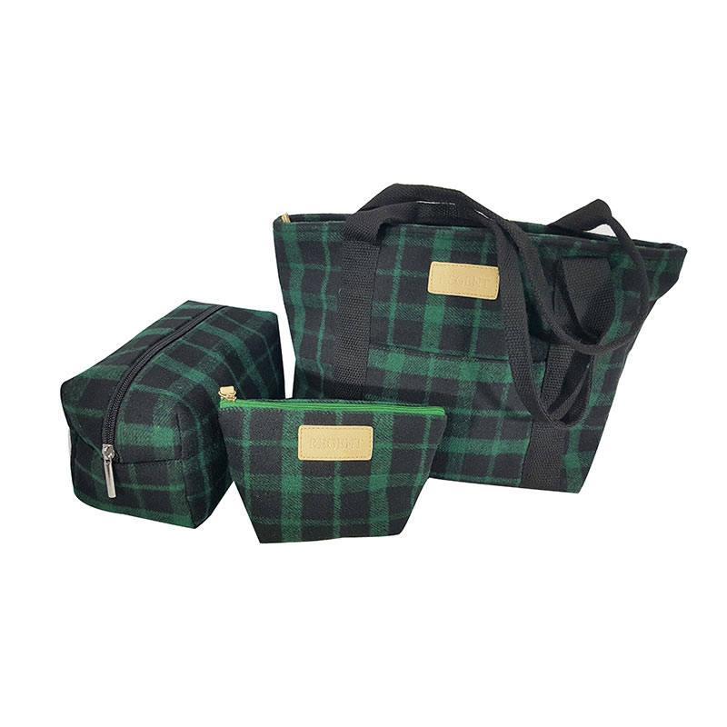 Fabric Cosmetic Bag - RPPO-034