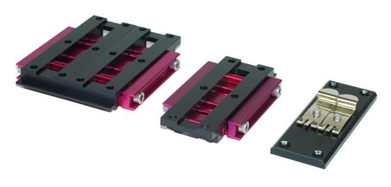 pompes a vide - Embases de montage P5010