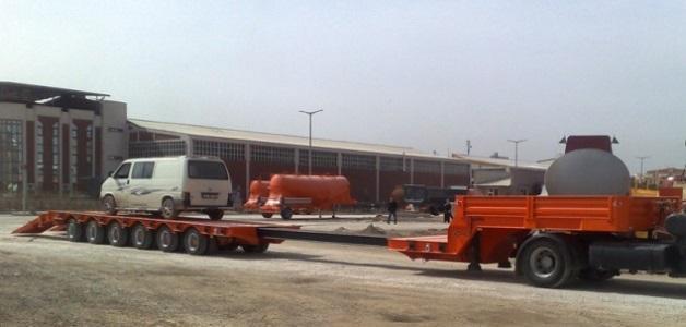 Lowbed Semitrailer
