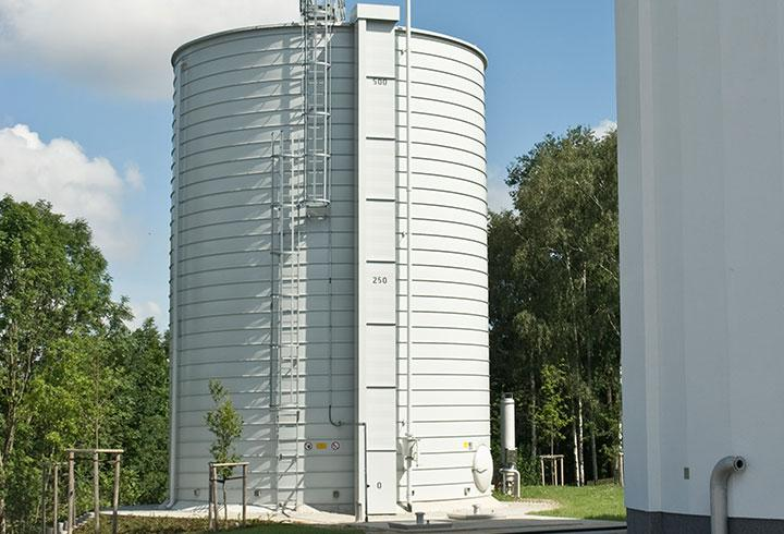 Lipp Gas Accumulators - LIPP TANKS