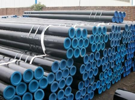 X42 PIPE IN FRANCE - Steel Pipe
