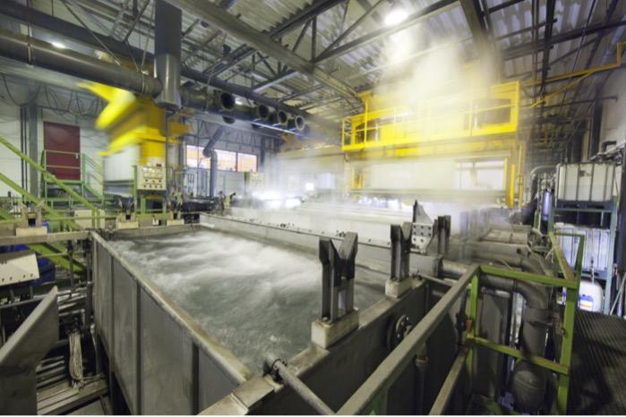 Oberflächenbehandlung - Kundenspezifische Oberflächenbehandlung von Aluminiumprofilen