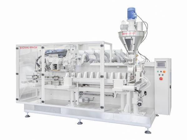 Automatic machine for packaging in paper bag AFB 60-2 - BAG FORMING