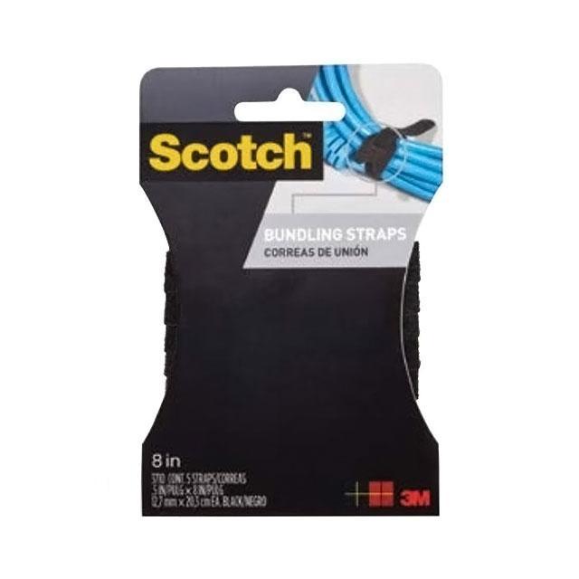 SCOTCH(TM) BUNDLING STRAPS RF371 - 3M RF3710