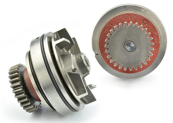 Pompes à eau adaptables RVI (Renault Véhicules Industriels)  - pour poids lourds et véhicules utilitaires