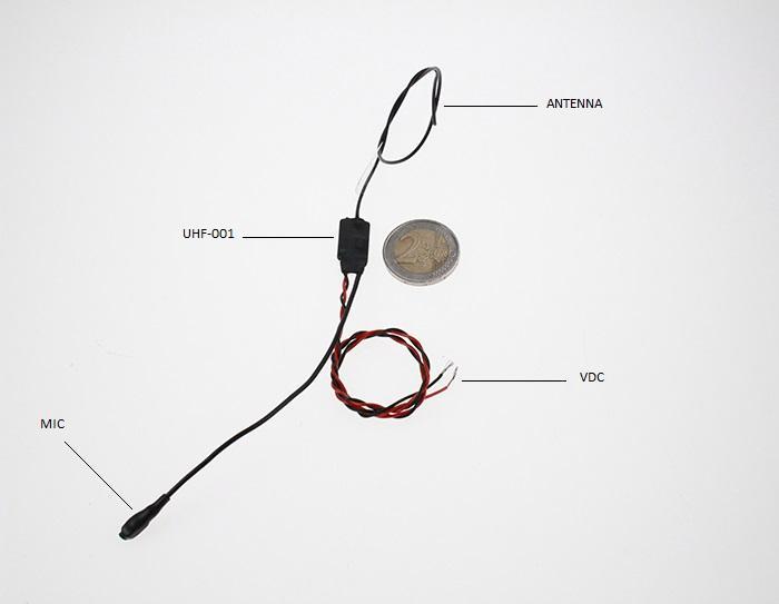 Microspie analogiche, digitali, GSM, UMTS