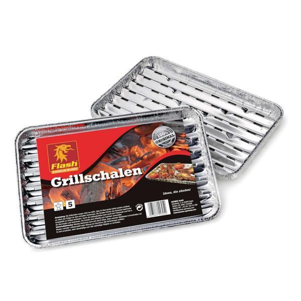 FLASH Grillschalen 5 Stück -