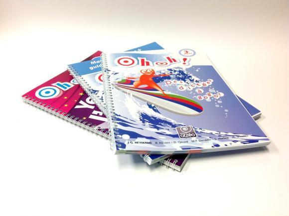 Brochures - catalogues - Impression offset et digitale