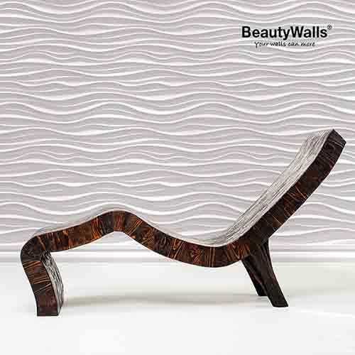 Decorative 3D Wall Panels - Gypsum Plaster