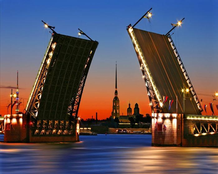 Moscow-Golden Ring-St.Petersburg 8days/7night - Tour for organized groups