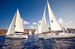 Yachtcharter Karibik Achterspring - Bootscharter exklusiver Segelyachten, Katamarane und Motoryachten