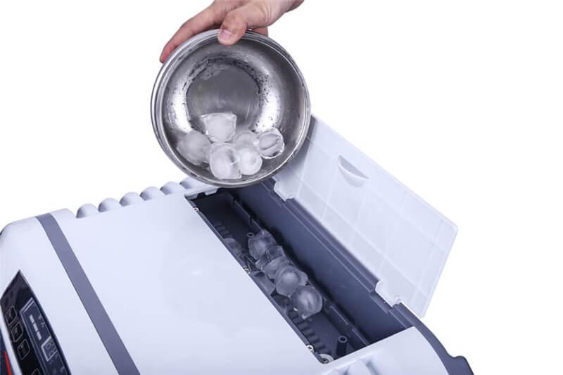 Portable Evaporative Air Cooler - Fashion design with 3200 m³/h airflow