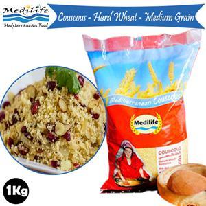 Couscous au blé Grain Médium 1Kg