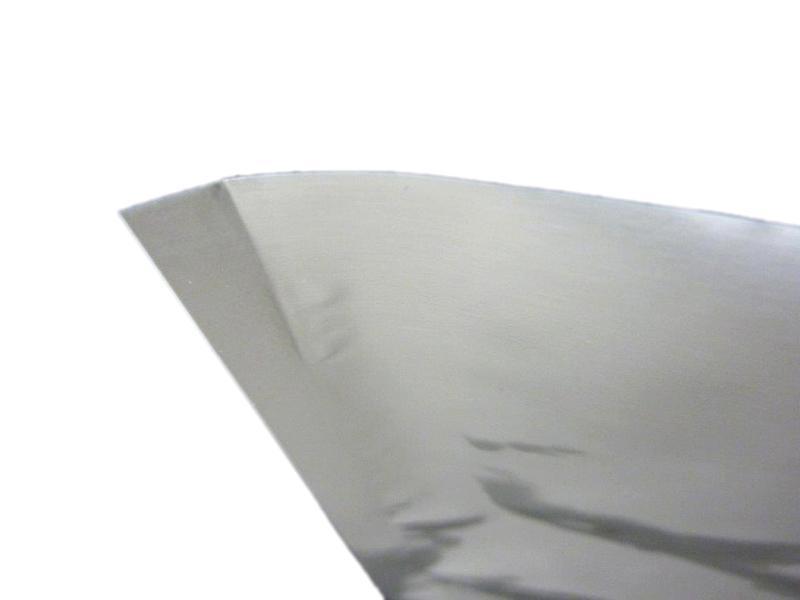 Laminated aluminium bags - null