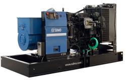 Groupes industriels standard - V275C2