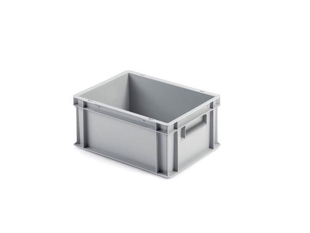Stapelbehälter: Isy 175 OG - Stapelbehälter: Isy 175 OG, 400 x 300 x 175 mm