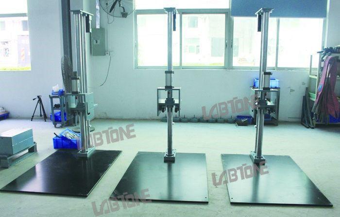 Freedom Impact Test Equipment , Impact Laboratory Equipment High Accuracy - Drop Test Machine