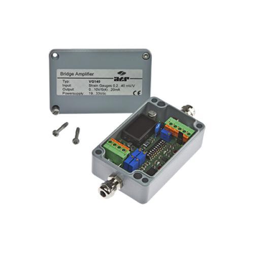DMS-Verstärker / mV-Verstärker VG140 - null