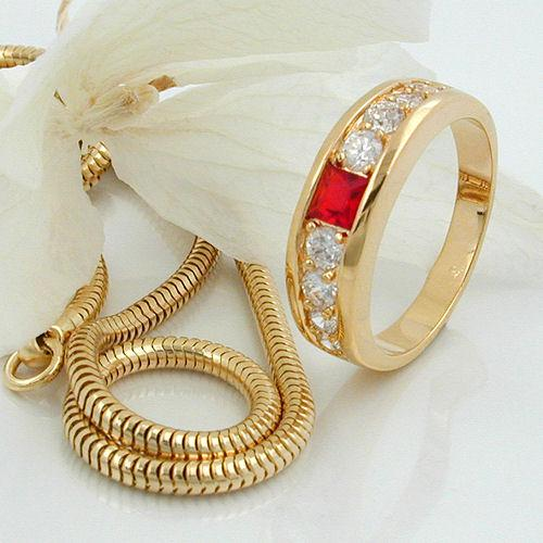 Gold-Plated (Doublé) Jewellery -