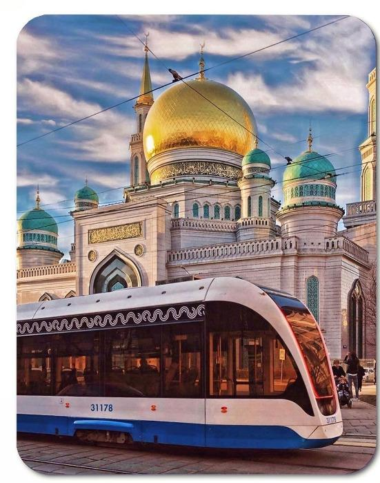 Halal Moscow Stopover Tour - 2 days / 1 night