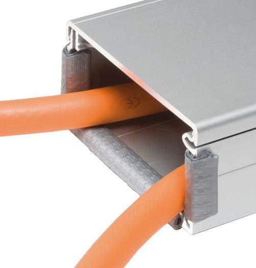 Canaline in alluminio -