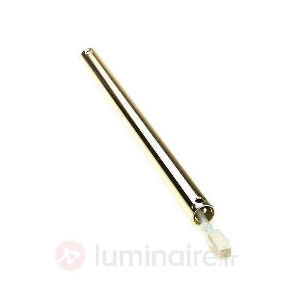 Rallonge de 30,5 cm avec câble - Accessoires pour ventilateurs de plafond
