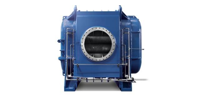 Surpresseurs à pistons rotatifs - Surpresseurs pour gaz process, gamme GQ