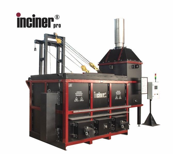 Incinerator deseuri animale IncinerPro i2000 - IncinerPro i2000