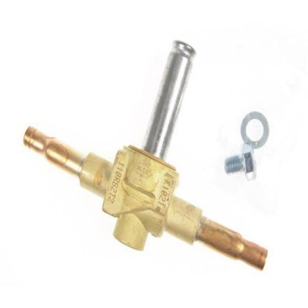 Magnetventil Alco, NC, Löt 6 mm ODF, ohne Spulen, 801217 - Kälte Magnet- und Regelventile
