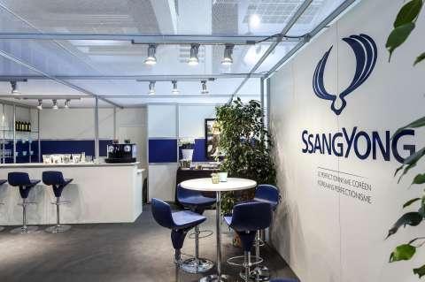 Ssang Yong - Project - Salon : Bedrijfsvoertuigen