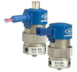 Intrinsically Safe Valves - Electronic Valves