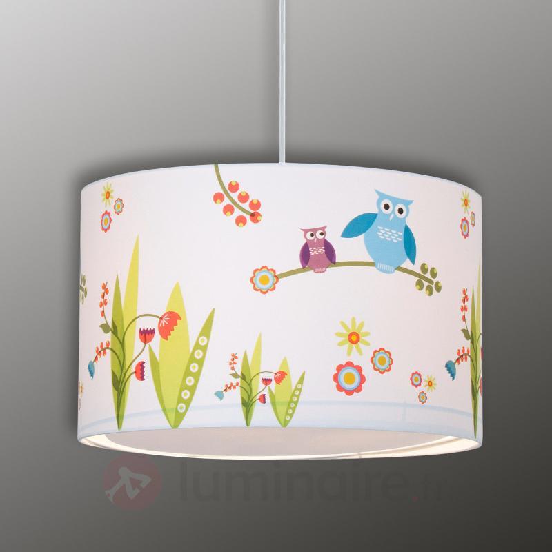 Birds - suspension joyeuse pour chambre d'enfant - Chambre d'enfant