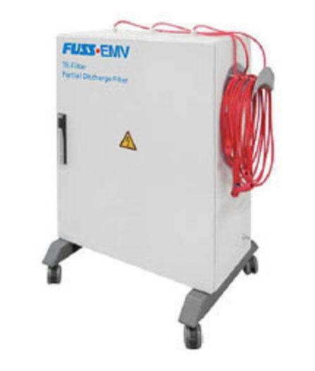 Teilentladungsfilter - TE-Filter -
