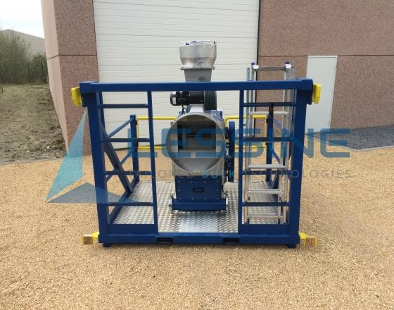 LCP Chargeur de conteneur - Environnement et recyclage