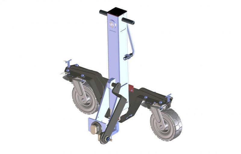 rouleaux de conteneurs 4337.3,5 - Rouleaux de conteneur 4337.3,5 - levage de charge 3,5 tonnes sur sol solide.