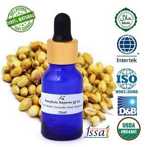Ancient healer Coriander Seed oil 15 ml - Coriander Seed oil Coriander Seed essential oil
