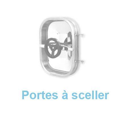 Portes Á Sceller - null
