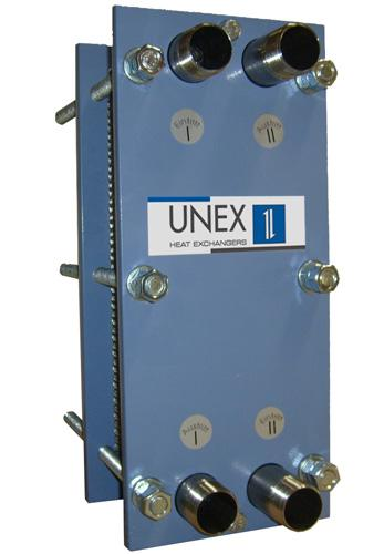 High quality - High performance gasketed plate heat-exchanger
