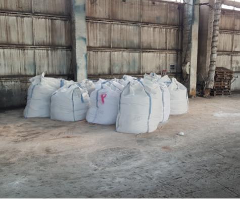 Ground quartz (flour 50 microns) - Quartz (marshallite) powder