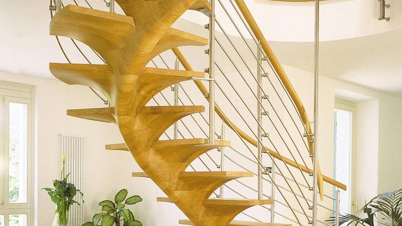 Organic stairs - Pentagon