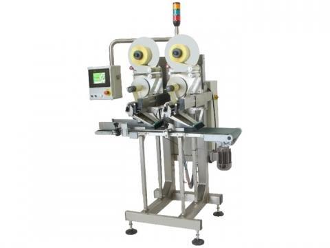 Etiqueteuses automatiques - Etiqueteuse pour produits plats : ECU