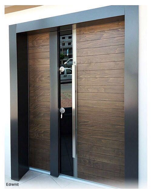 portes acier,portes lux en acier  - woodmasterist bois rouge portes fini
