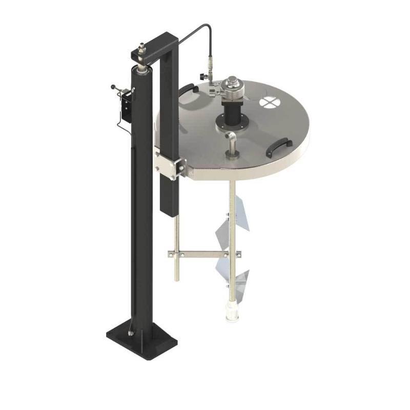 Drum Cover Agitators - CYCLIX 200 Airmix®