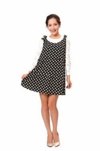 Damen-Kleid ,,Vintage'' - null