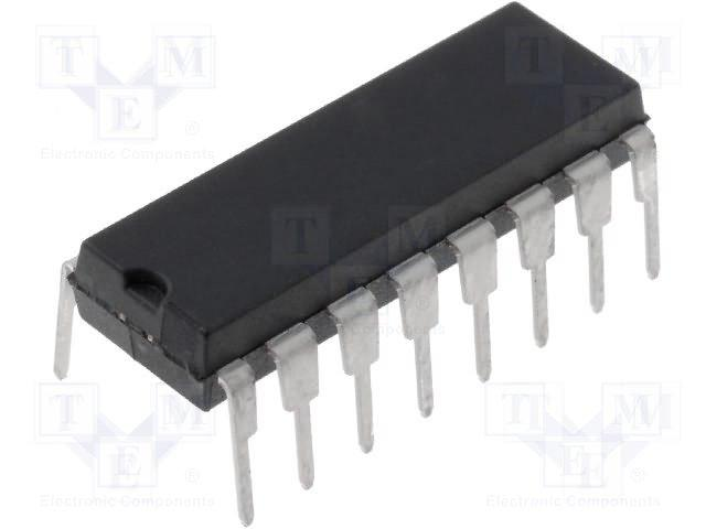 TEXAS INSTRUMENTS CD4518BE - null