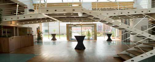 Hall de réception - Location d'espace