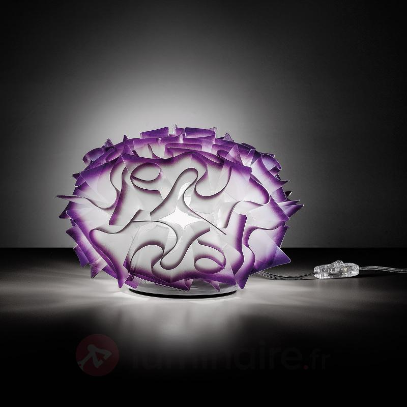 Veli - Lampe à poser dans un look à fronces - Lampes à poser designs