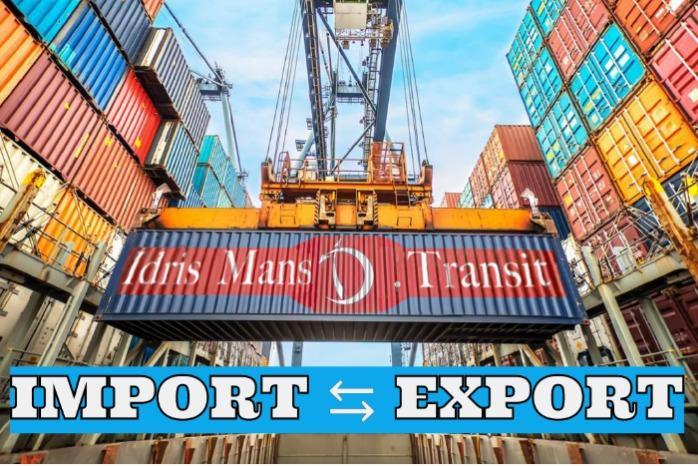 International Freight Forwarder Shipping & Transportation - Import / Export